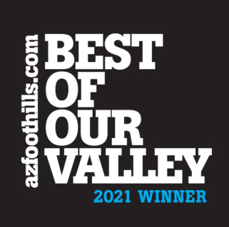 2021 AZ Foothills Best of Our Valley